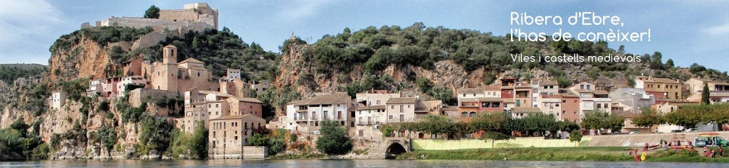 Viles i castells medievals - Miravet